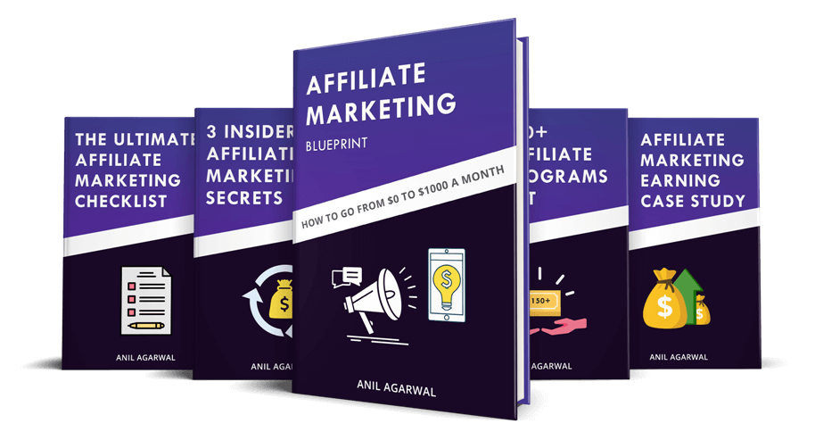 Affiliate Marketing Blueprint eBook Bundle