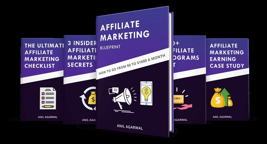 Affiliate Marketing Blueprint eBook Bundle