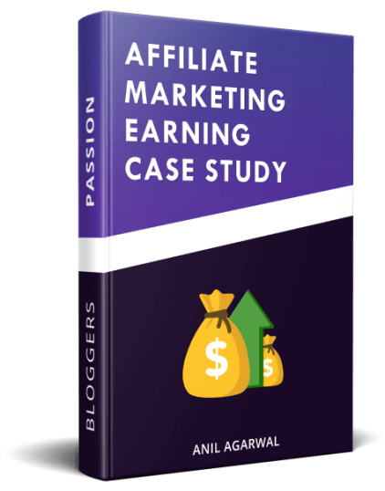affiliate marketing earning case study