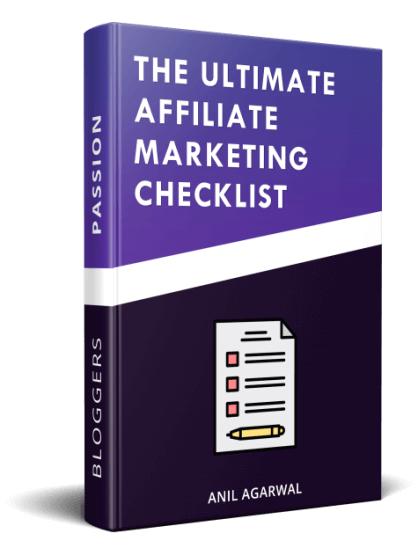 the ultimate affiliate marketing checklist