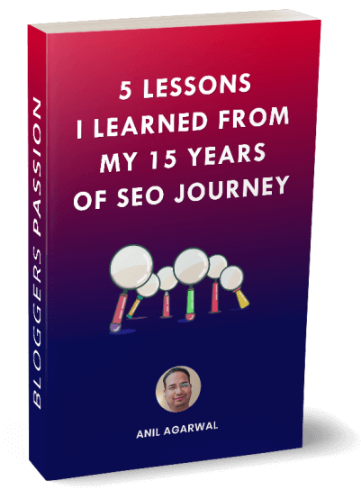 5 Lessons I Learned From My 15 Years Of SEO Journey